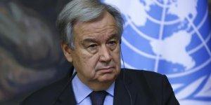 Guterres'ten Gine'deki darbeye kınama