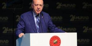 Erdoğan: 2023 hedeflerimize adım adım yaklaşıyoruz
