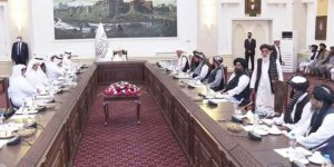 Katar Dışişleri Bakanı Al Sani Taliban yetkilileriyle görüştü