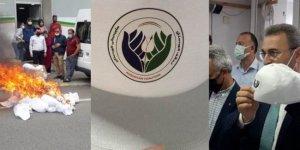 Trabzon'da 'Kürdistan şapkası' üretiliyor gerekçesiyle belediye başkanından fabrikaya baskın!