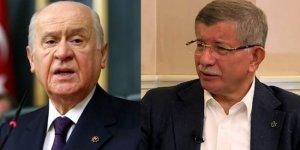 Bahçeli'den Davutoğlu'na: Bak Serok, Amed değil Diyarbakır diyeceksin