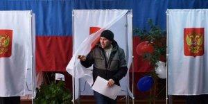 Rusya'da sandıklar kapandı, seçmenlerin yarısı oy kullanmadı