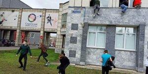 Rusya'da üniversiteye silahlı saldırı: 8 kişi öldü