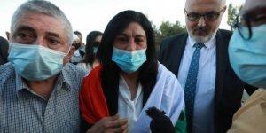 Filistin Halk Kurtuluş Cephesinin liderlerinden Cerrar serbest bırakıldı