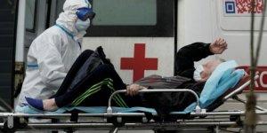 Rusya'da  salgın dolayısıyla en yüksek ölüm