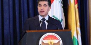 Barzani: Oylamanın başarılı bir şekilde yapılmasından dolayı mutluyum