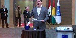 Neçirvan Barzani: Irak halkının daha iyi bir yaşamı hak ettiğini her zaman ifade ettik