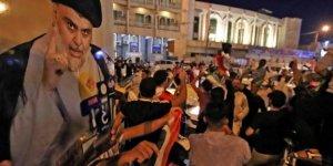 Irak'ta seçimin kazananı Sadr Grubu oldu