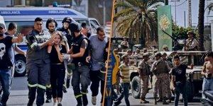 Beyrut'ta tehlikeli gerginlik: Ağır silah ve roketler kullanıldı
