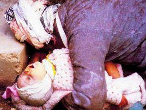 Halepçe Katliamı Canlı Görüntüler