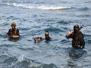 İsrail'e denizden çıkarma yaptılar