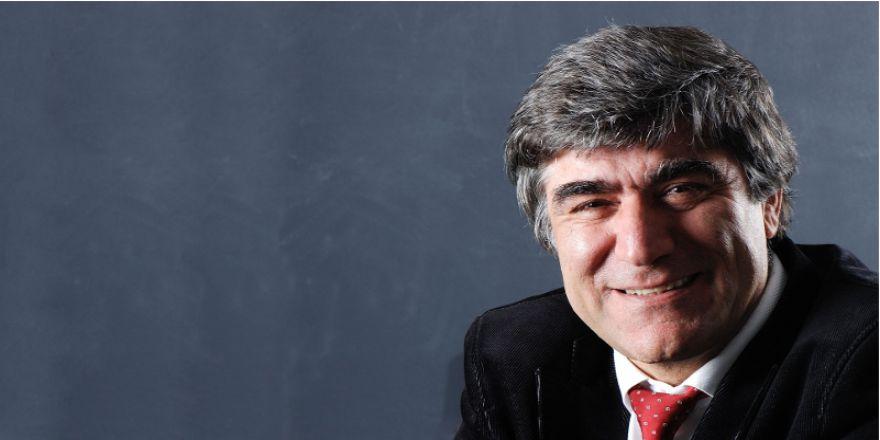 Hrant Dink: Hasta Toplumlarız